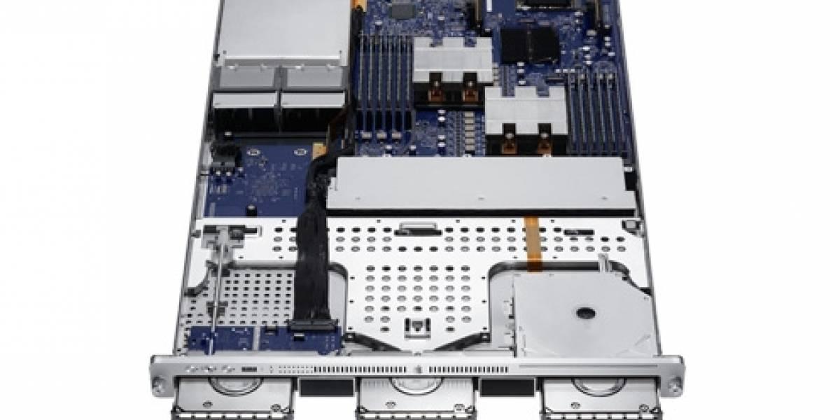 Apple Xserve dice adiós