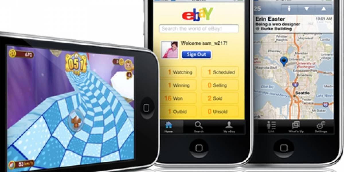 iPhone App Store llega a las 10 mil aplicaciones