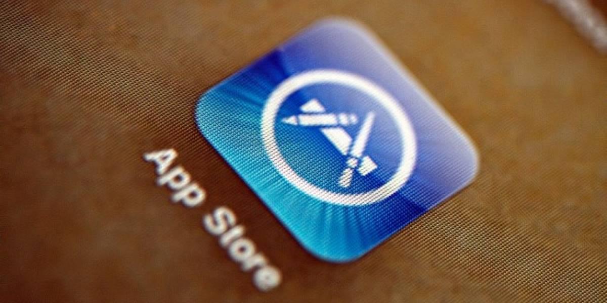 App Store alcanza su mejor semana desde su creación