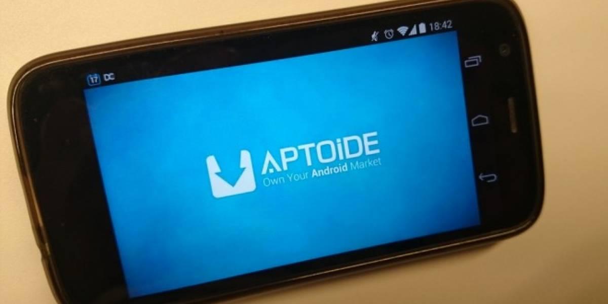 Aptoide quiere que Google Play facilite instalar tiendas de aplicaciones de terceros