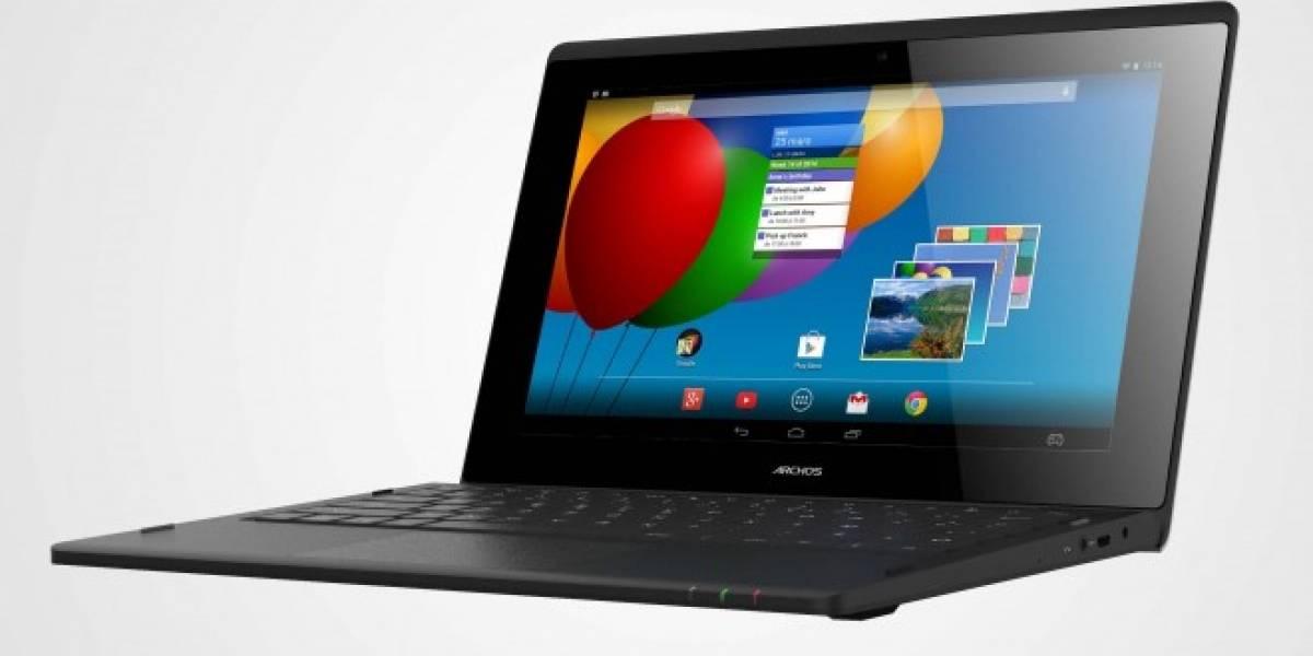 Archos ArcBook busca ser el híbrido entre tablet y netbook