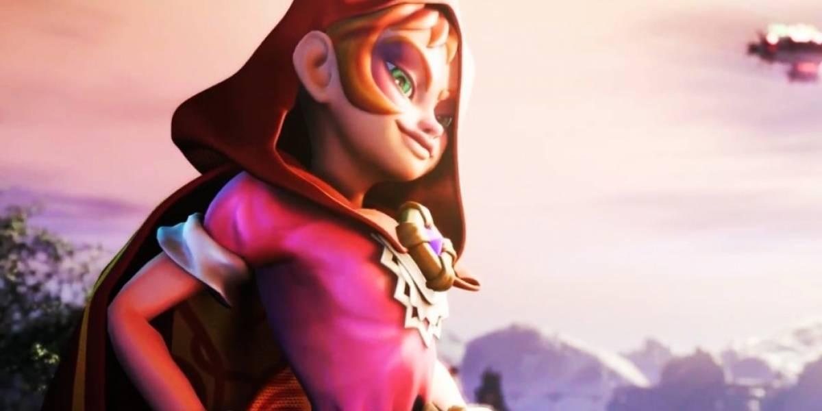 Arena of Fate: el nuevo MOBA de Crytek
