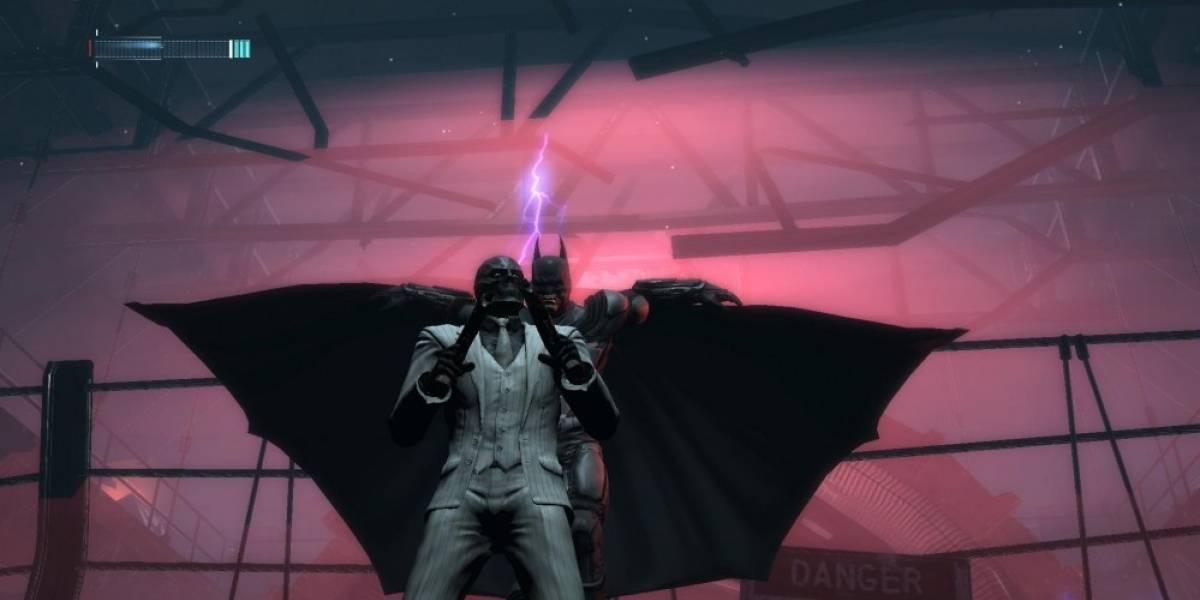 Batman: Arkham Origins Blackgate Deluxe Edition se lanza en abril