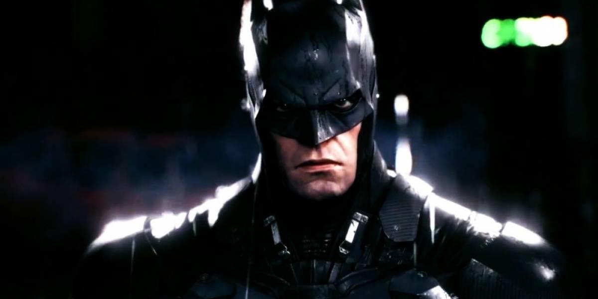 Batman: Arkham Knight recibe nuevo y espectacular tráiler