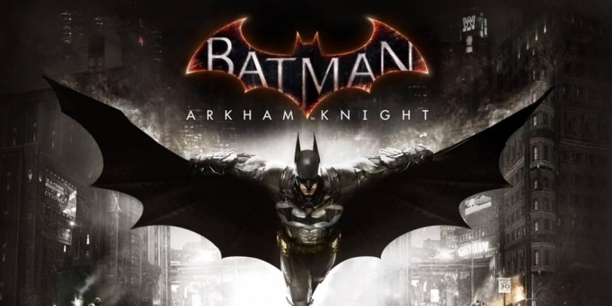 Kevin Conroy vuelve a ser Batman en Arkham Knight