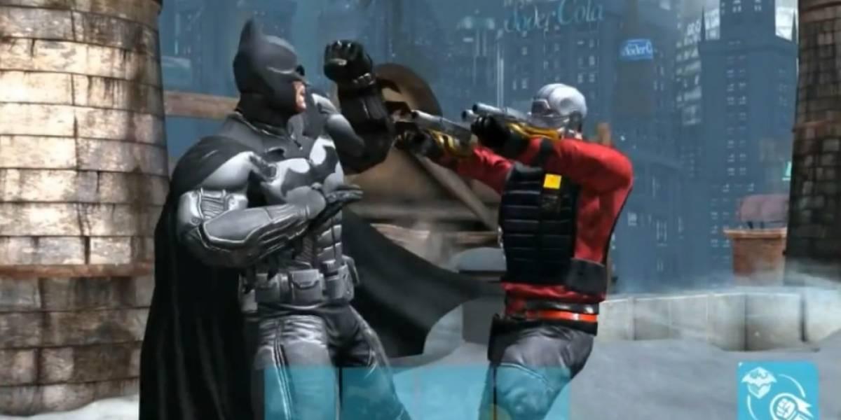 Batman: Arkham Origins será gratuito en móviles