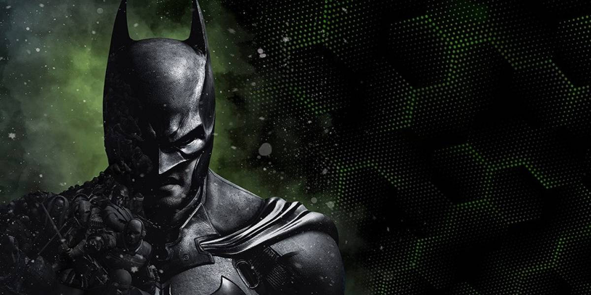 Nuevo tráiler de Arkham Origins muestra todas las bondades de las tarjetas NVIDIA