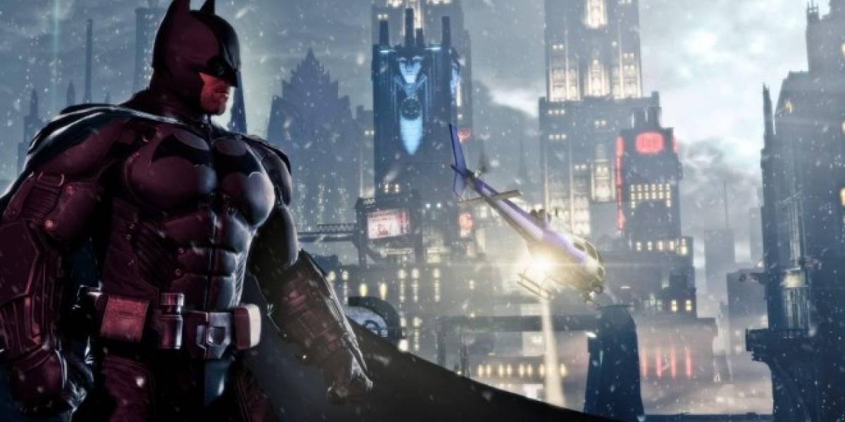 Batman: Arkham Origins llegará con multijugador competitivo