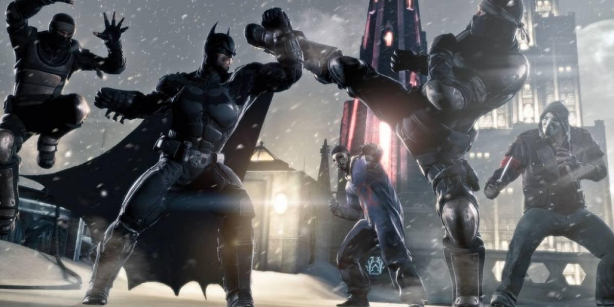 Mira 17 minutos en video de Batman: Arkham Origins