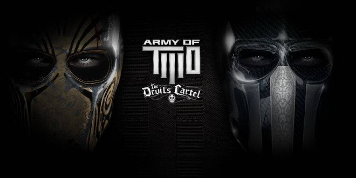 Estos son los ganadores del concurso Niubie-EA Army of Two: The Devils Cartel