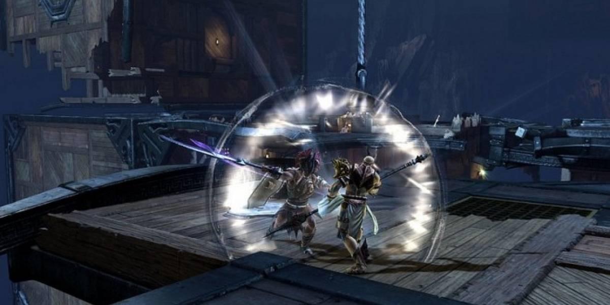 God of War: Ascension recibe más contenido descargable en forma de armas