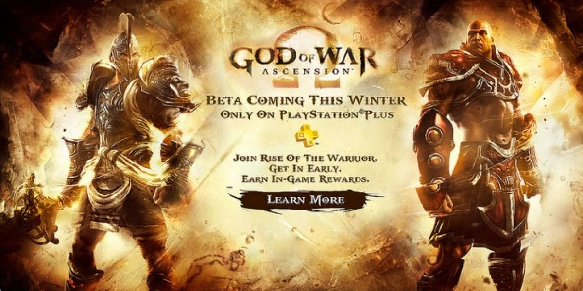 Sony anuncia Rise of the Warrior, la nueva experiencia social de God of War