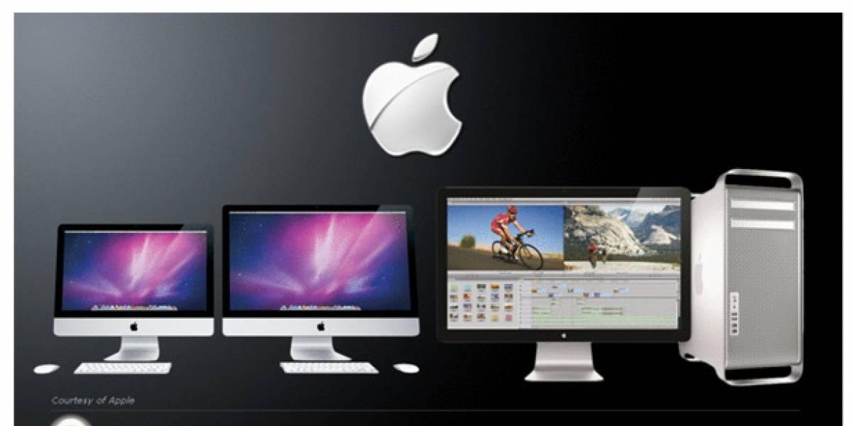 ¿AMD Fusion en los próximas computadoras de Apple?