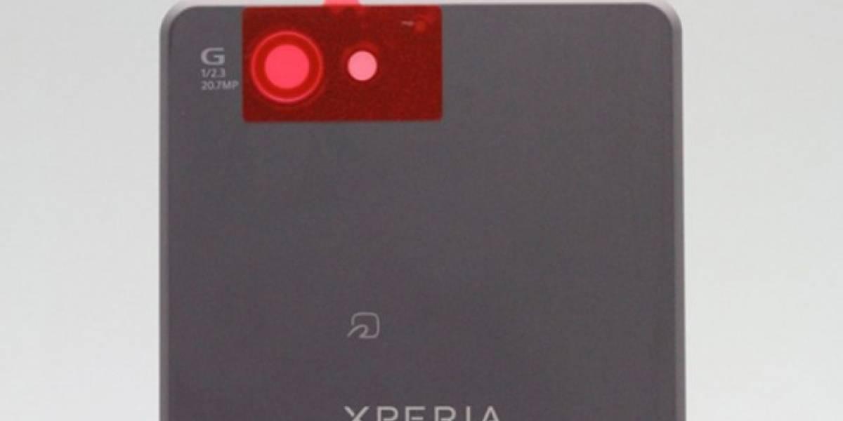 Supuesto Sony Xperia Z2 Compact aparece en la FCC