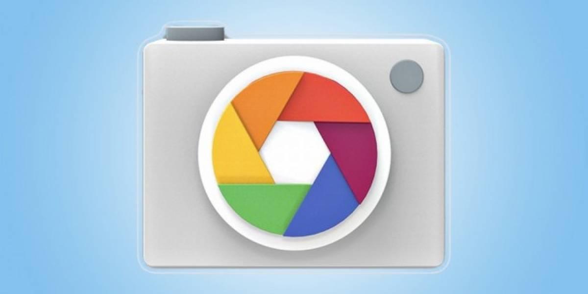 Google Cámara se actualiza a la versión 2.2 con novedades