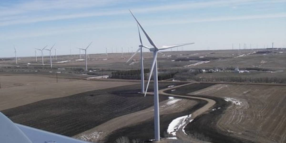 Google invierte US$38M en granja eólica