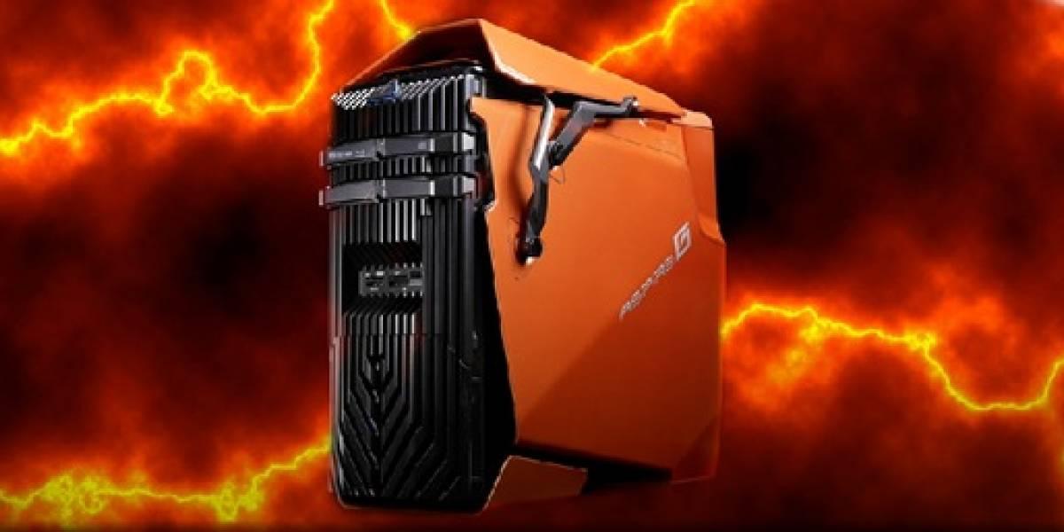 Aspire Predator, la apuesta gamer de Acer