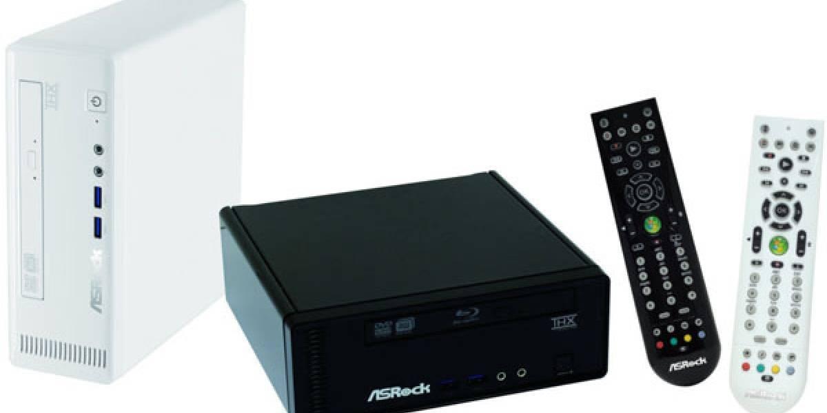 Nettops Asrock Core 100HT-BD y Core 100HT