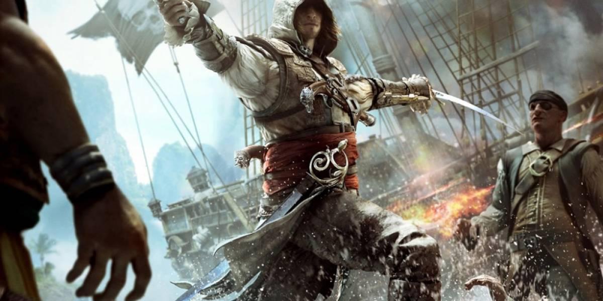 Ubisoft revela las franquicias más prolíficas de la última década