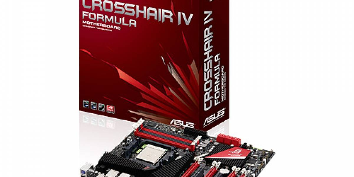 Asus ROG Crosshair IV Formula review