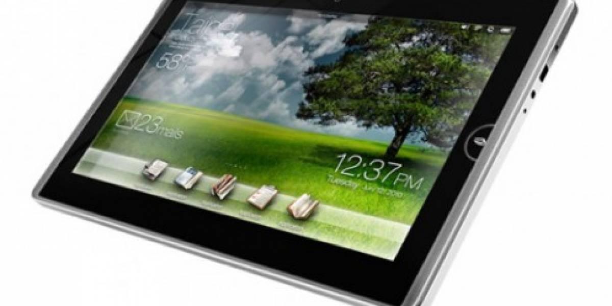 Asus anuncia Eee Pad, windows 7 y batería de 10 horas de duración