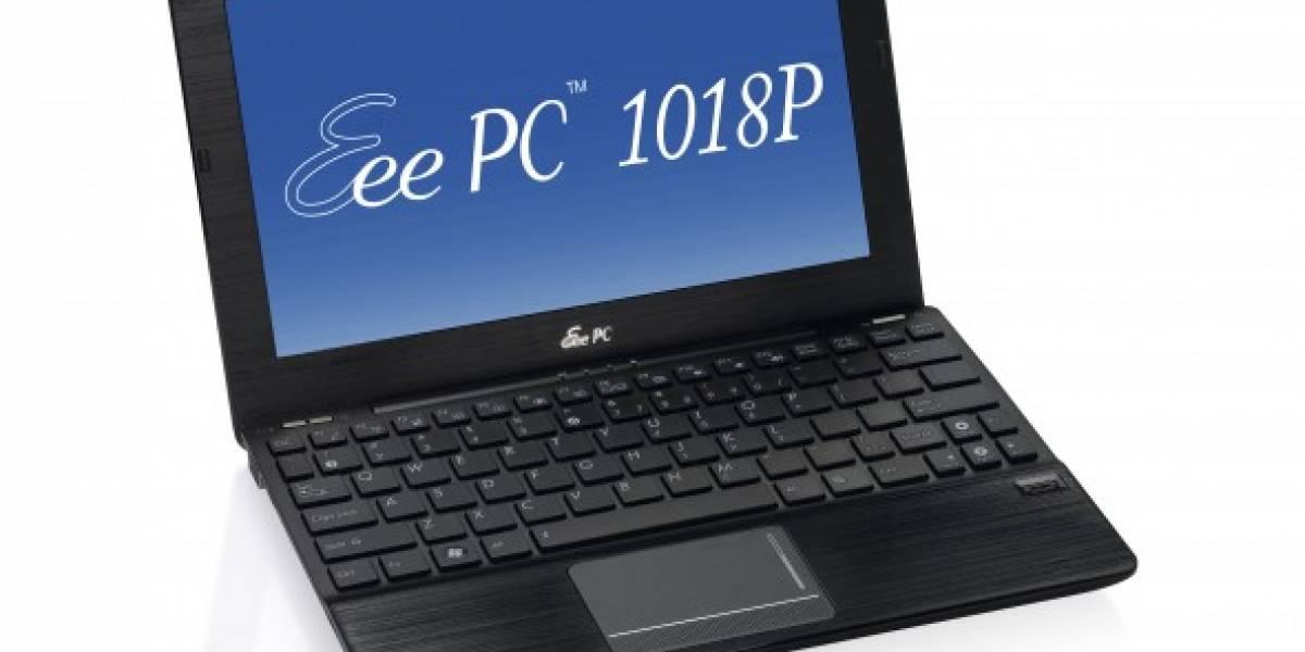 ASUS lanza su cuarta generación de Eee PC