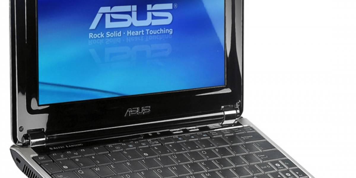 ASUS N10: Eee PC repotenciado y renombrado