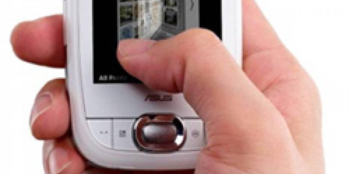 Futurología: Smartphone Asus con Android sería dual-core