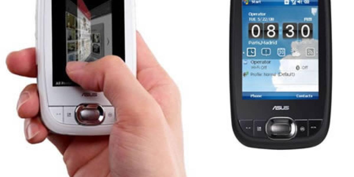 Asus lanza smartphone con una nueva interfaz