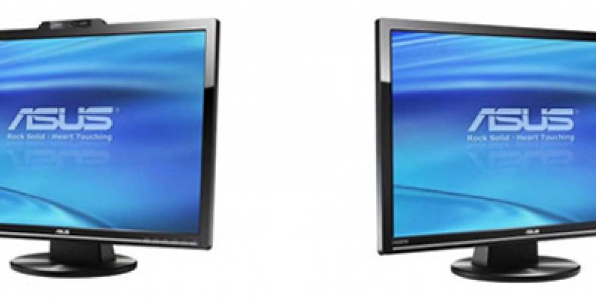 Nuevos monitores Asus para ver FW en HD