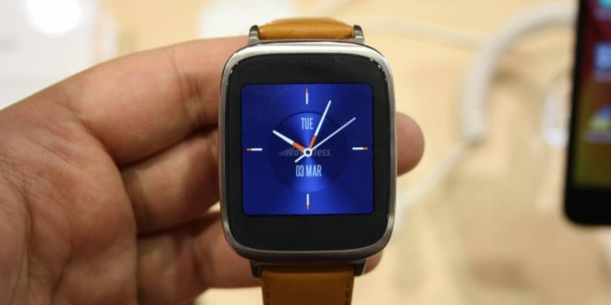 ASUS se burla de Apple y promueve su reloj inteligente ZenWatch