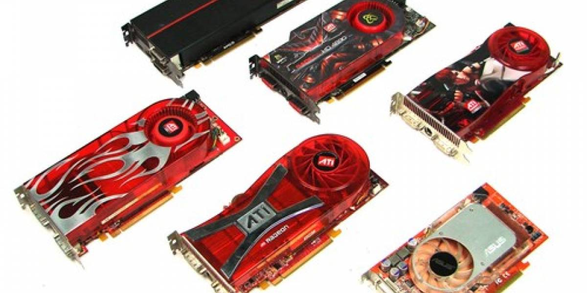 Comparativa: 6 generaciones de GPUs high-end de ATI