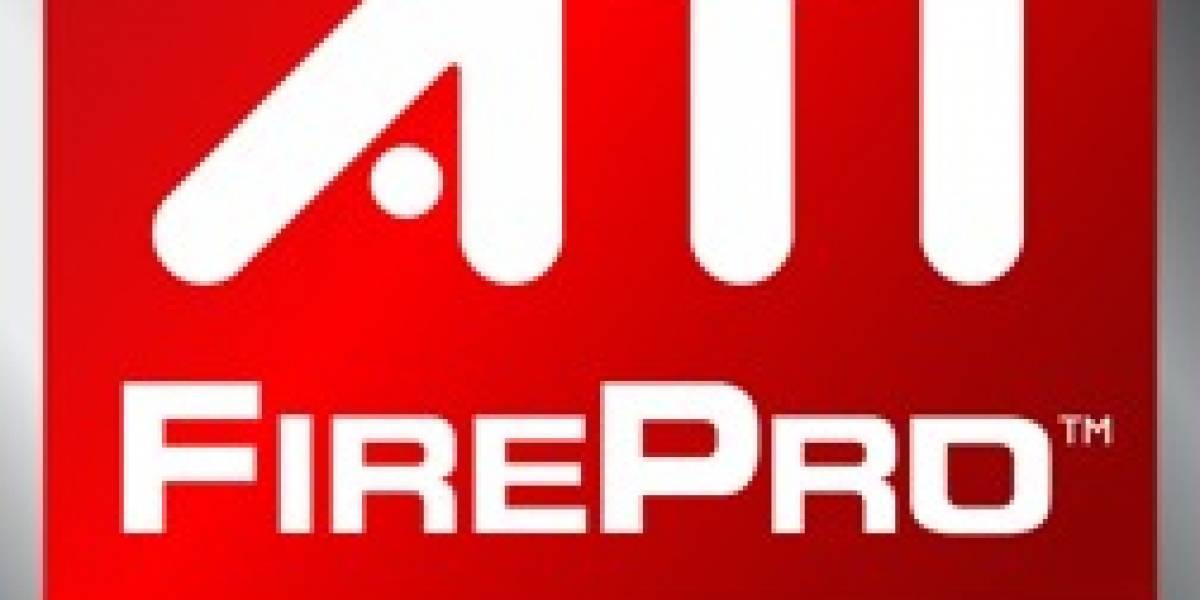 AMD anuncia ATI FirePRO RG220