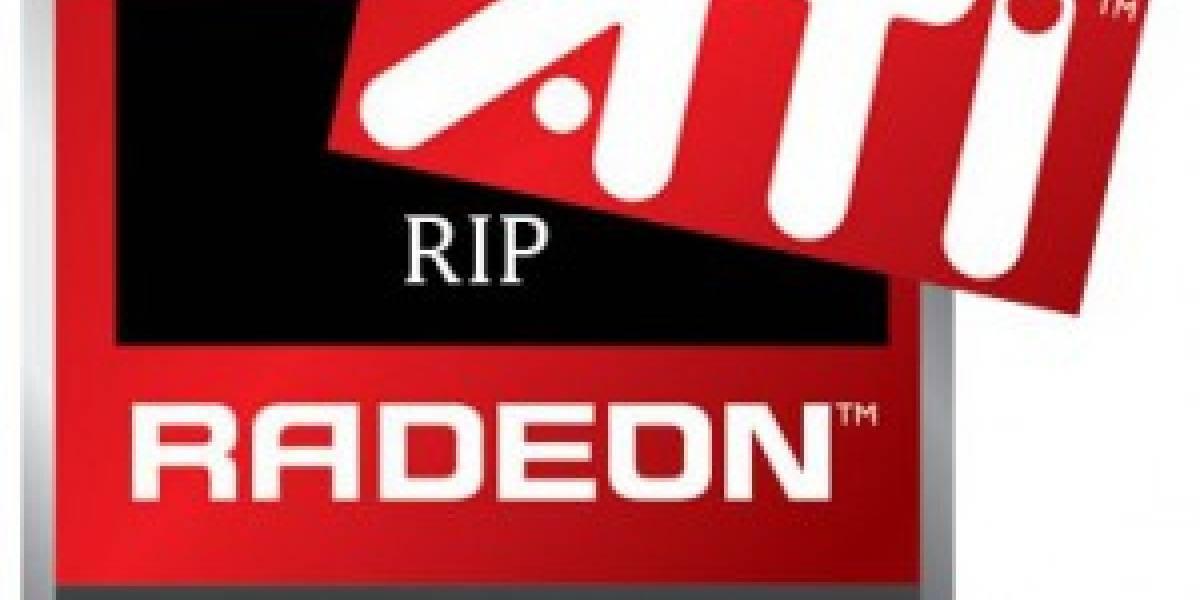 Es oficial, ATI desaparece como marca [Actualizada]