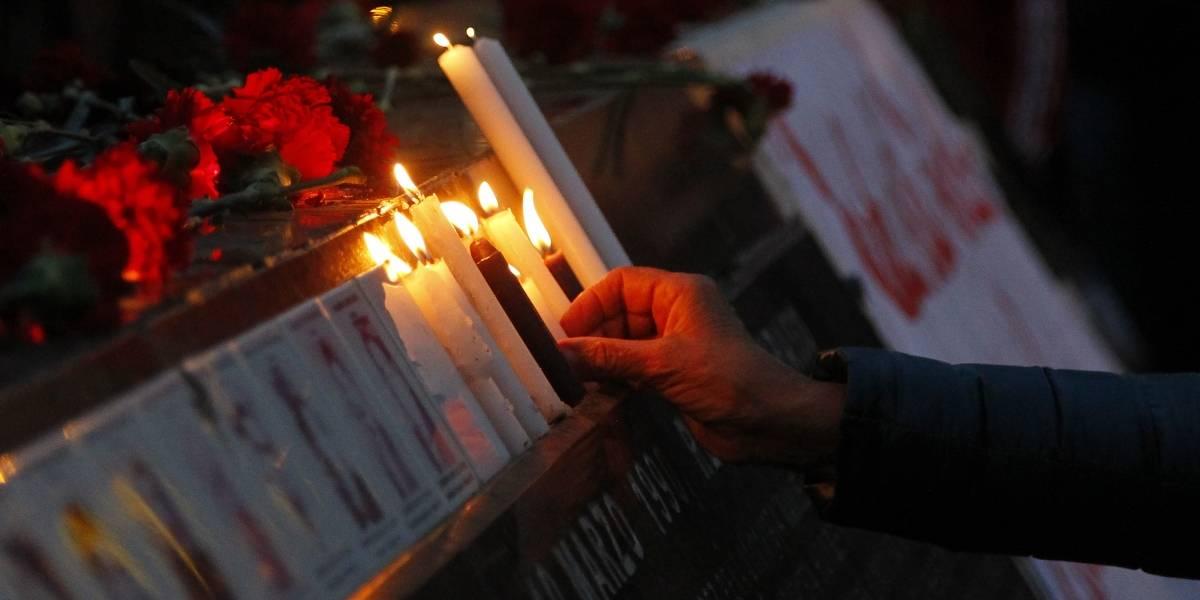 Municipio de Quilicura denunció profanación a memorial del caso degollados