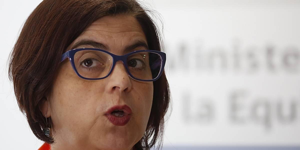 Ministra Pascual condenó femicidio en el Biobío y ofreció ayuda a las víctimas