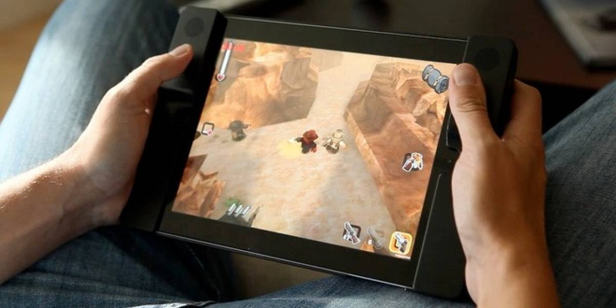 Audojo le pone botones, altavoces estéreo y palancas análogas al iPad