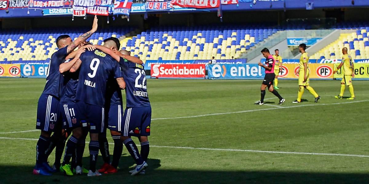 Así vivimos la caída de la U en Perú ante Sporting Cristal de Mario Salas
