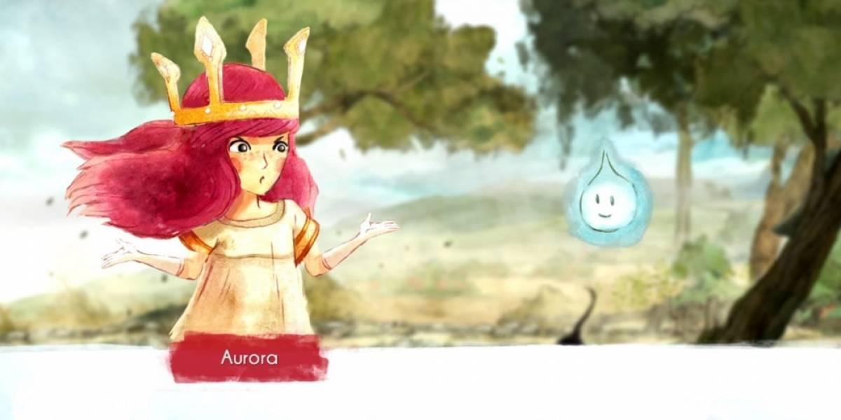 Conoce a Aurora, la protagonista de Child of Light