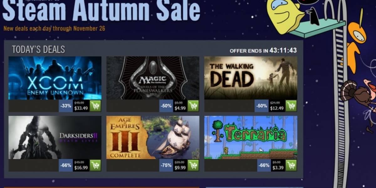 Desarrolladores podrán tener control de sus ofertas en Steam