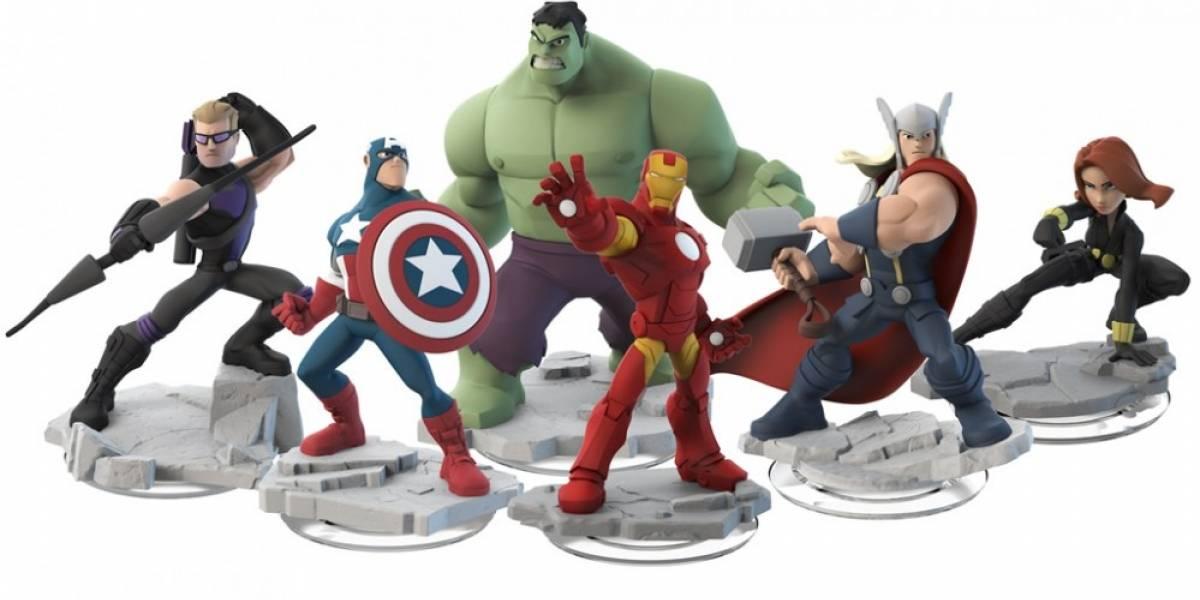 Marvel llega a la versión 2.0 de Disney Infinity