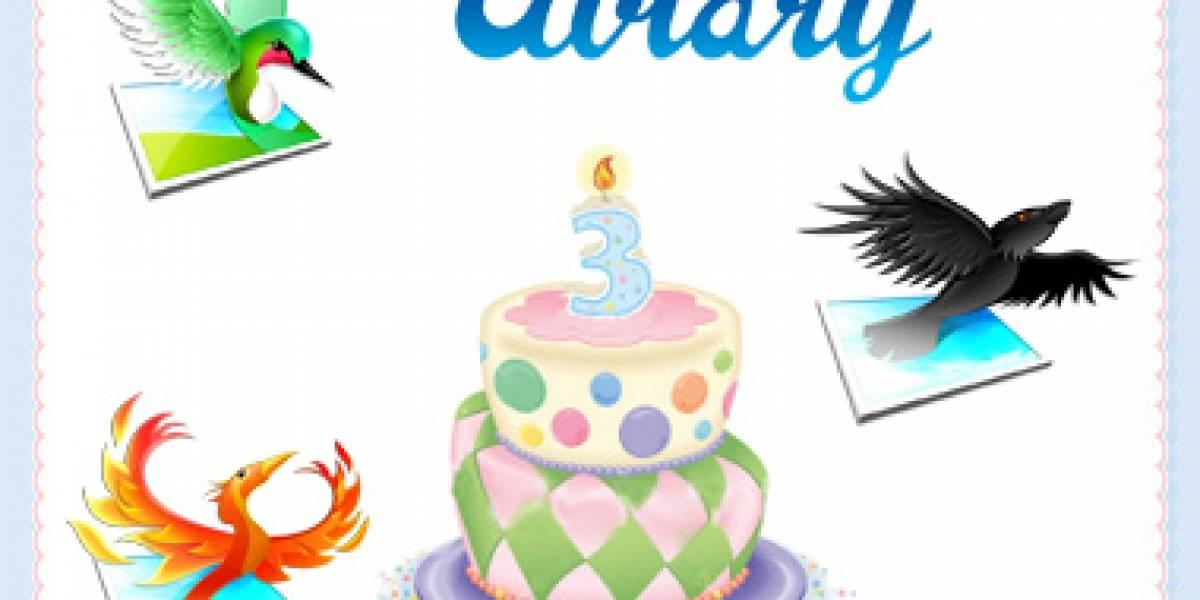 FW Exclusivo: 300 Invitaciones para celebrar nuestro Cumple con Aviary
