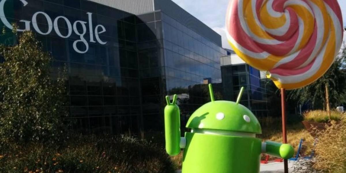 Android Lollipop te permitirá poner contraseña al reseteo de fábrica