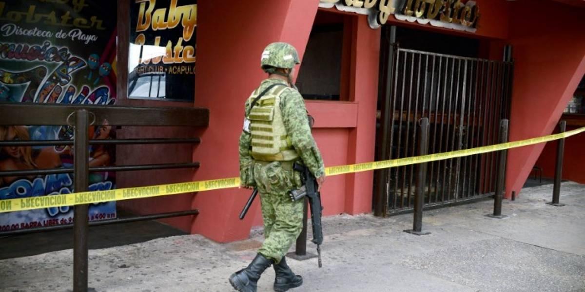 Muere chileno en tiroteo en bar de Acapulco, México