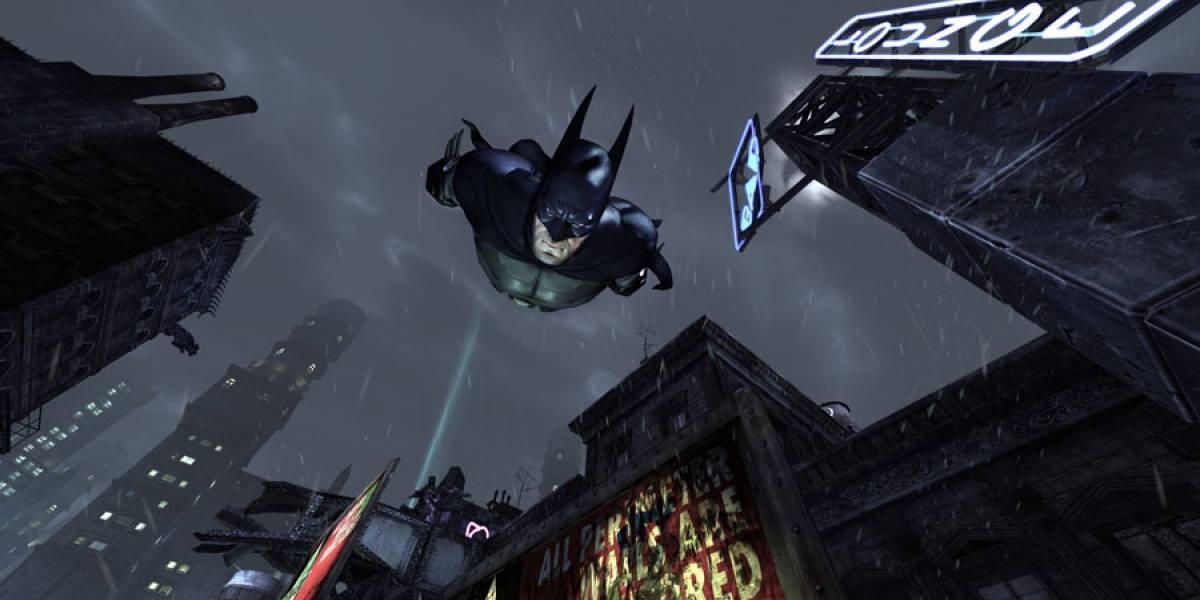 La remasterización de Batman Arkham se ve ¿peor que los originales?