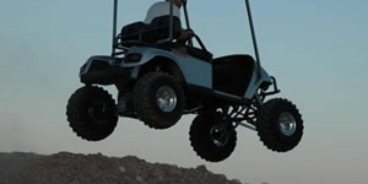 Yo quiero uno: Badass Golf Carts