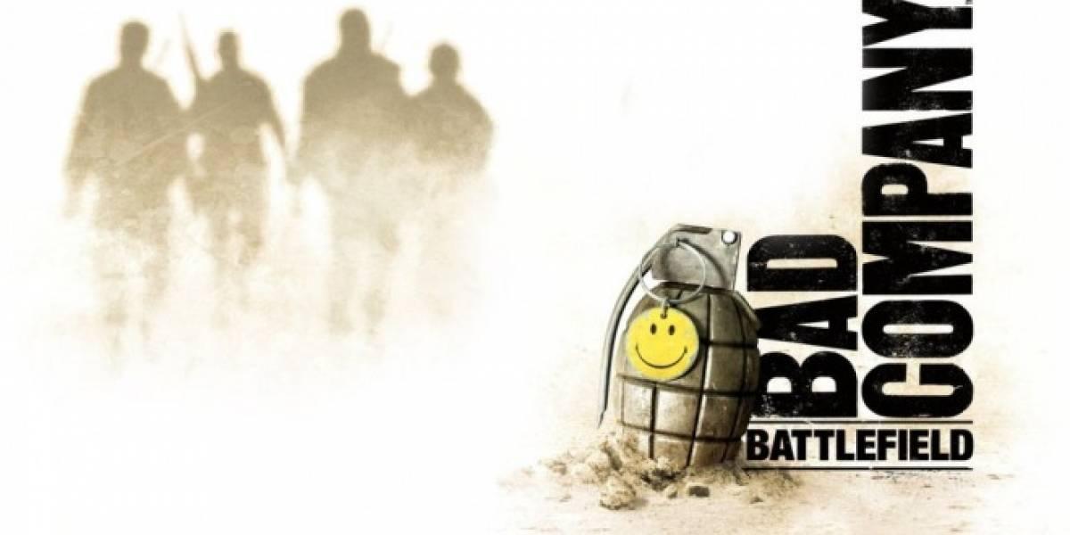 DICE tiene en espera la saga Bad Company #E3