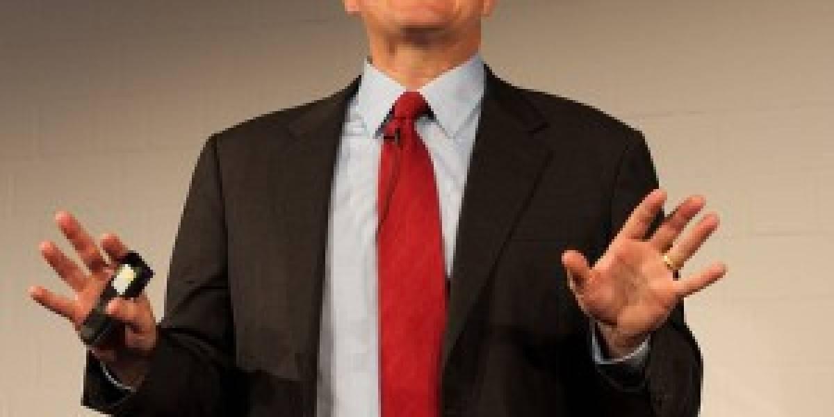España: Steve Ballmer apoya un pago a las operadoras por el uso de su red