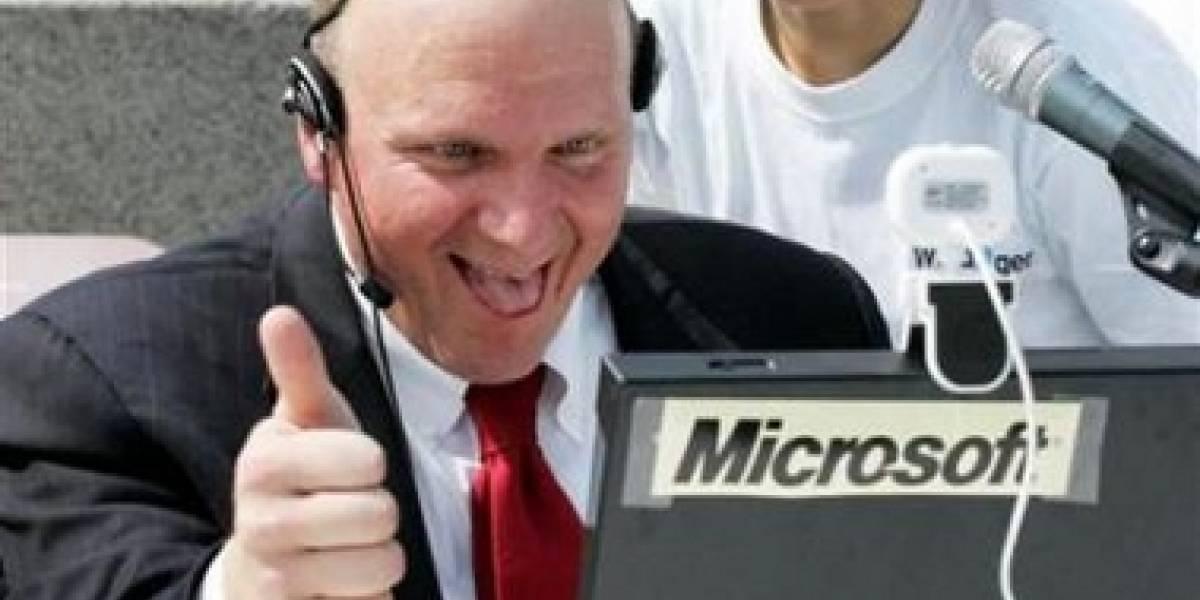 El 49% de los empleados de Microsoft no quiere a Steve Ballmer