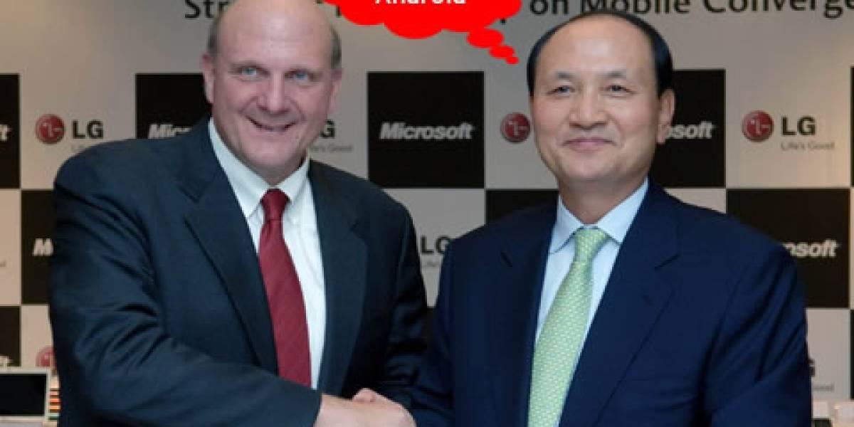 LG y Microsoft firman acuerdo de colaboración estratégica